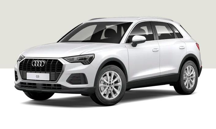 Audi Q3 : une série limitée Advanced