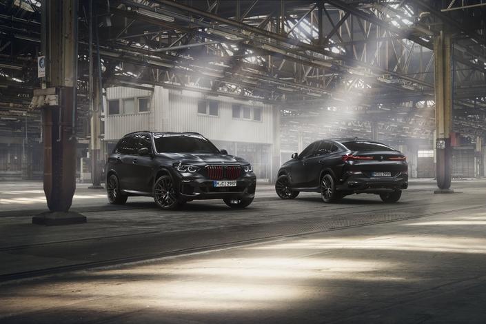 BMW : séries spéciales pour les X5, X6 et X7