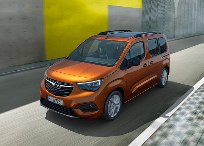 Opel Combo-e Life : prix à partir de 35 300 €